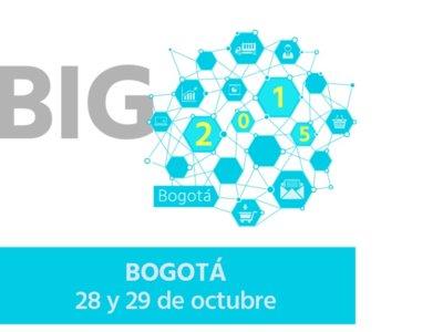Este 28 y 29 Bogotá será la sede del encuentro mundial BIG Data Colombia 2015