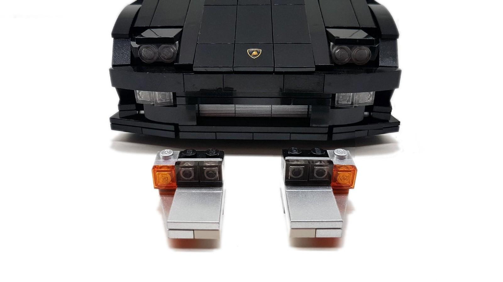 Foto de Lamborghini Diablo GT Lego Ideas (6/18)