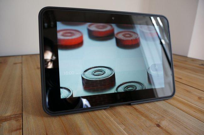 Kindle Fire HD con funda