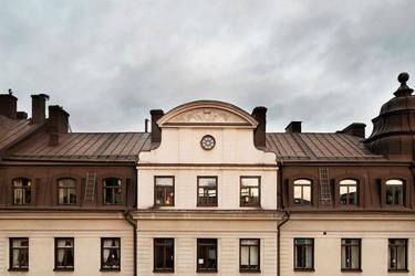 """Un fantástico apartamento en Estocolmo con un toque """"vintage"""""""