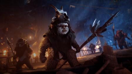 El modo Ewoks a la caza de Star Wars Battlefront II es una montaña rusa de sensaciones desaprovechadas