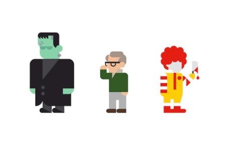 Tus personajes favoritos en ilustraciones en el Instagram de Hey... ¡No falta uno!