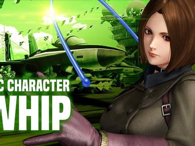 Whip regresa a King of Fighters como nuevo DLC