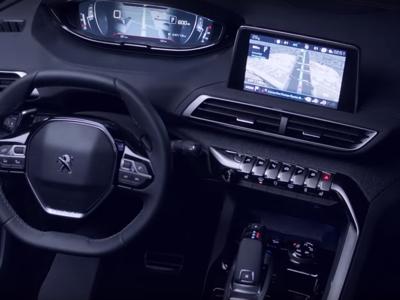 Video: Peugeot nos presume su nuevo diseño interior y el 3008 podría estrenarlo