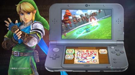 ¡Que seguirá después! Se filtra Hyrule Warriors para la Nintendo 3DS