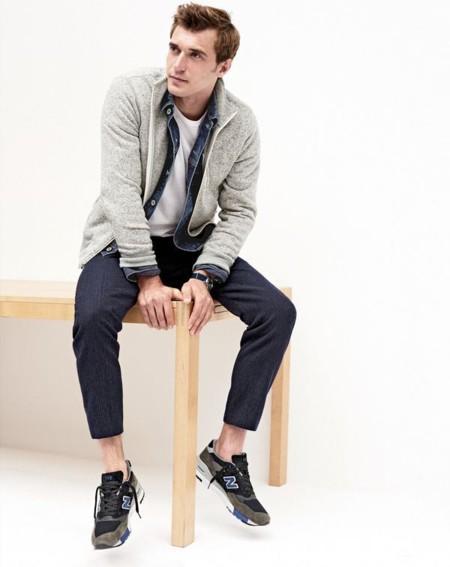 Siempre puedes contar con Clément para inspirarte en cuestión de estilo.