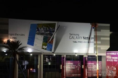 Samsung Galaxy Note Pro y Tab Pro son reales y verán la luz más pronto de lo que parece