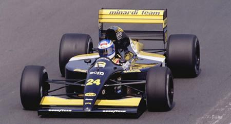 Giancarlo Minardi reclama más oportunidades para los novatos