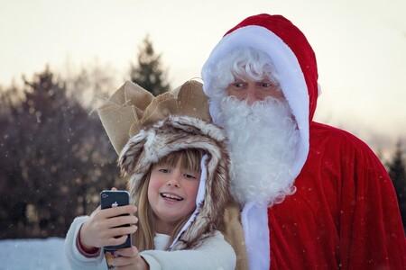 Esta Navidad los niños tendrán su foto y vídeo con Papá Noel y los Reyes Magos, y sin incumplir la distancia de seguridad