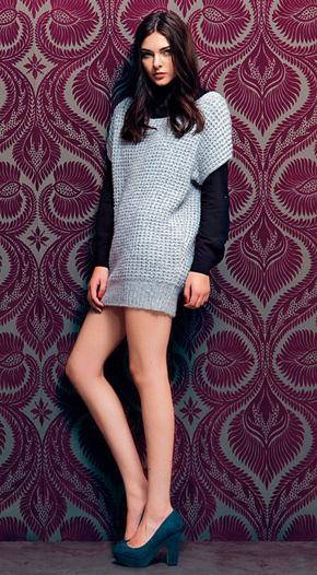 Foto de ¿Se puede ser cool vistiendo de Bershka? Catálogo invierno 2011/2012 (5/8)