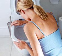 Las náuseas matutinas relacionadas con una menor incidencia del cáncer de mama