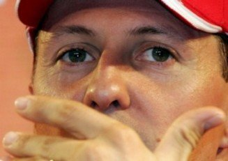 ¿Dejarías conducir a Michael Schumacher tu coche?