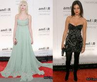 Gala amFAR en la Semana de la Moda de Nueva York Otoño-Invierno 2009/2010