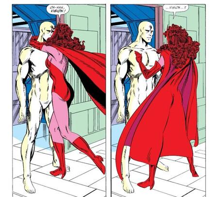 West Coast Avengers 45 Wanda Vision
