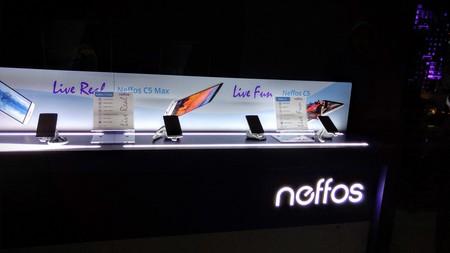 TP-Link Neffos C5L, C5 y C5 Max, primeras impresiones