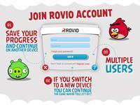 Compartir el avance de Angry Birds entre tus dispositivos ahora es posible