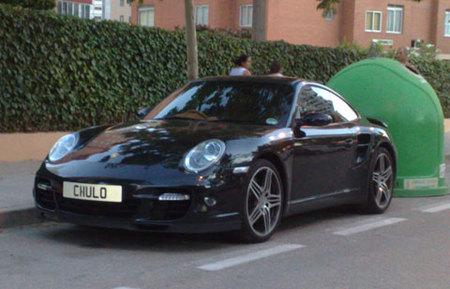Para chulo, chulo, mi Porsche 911