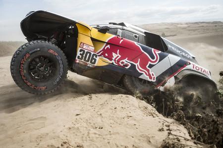 Loeb Dakar 2019 2