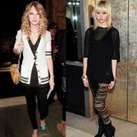 Adolescentes con estilo: ¿Taylor Swift o Taylor Momsen?