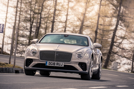 Bentley Continental GT Extreme Silver 14