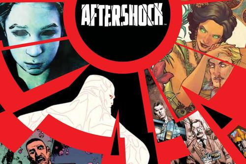 Aftershock, la editorial de cómics donde los mejores autores van a publicar sus locuras