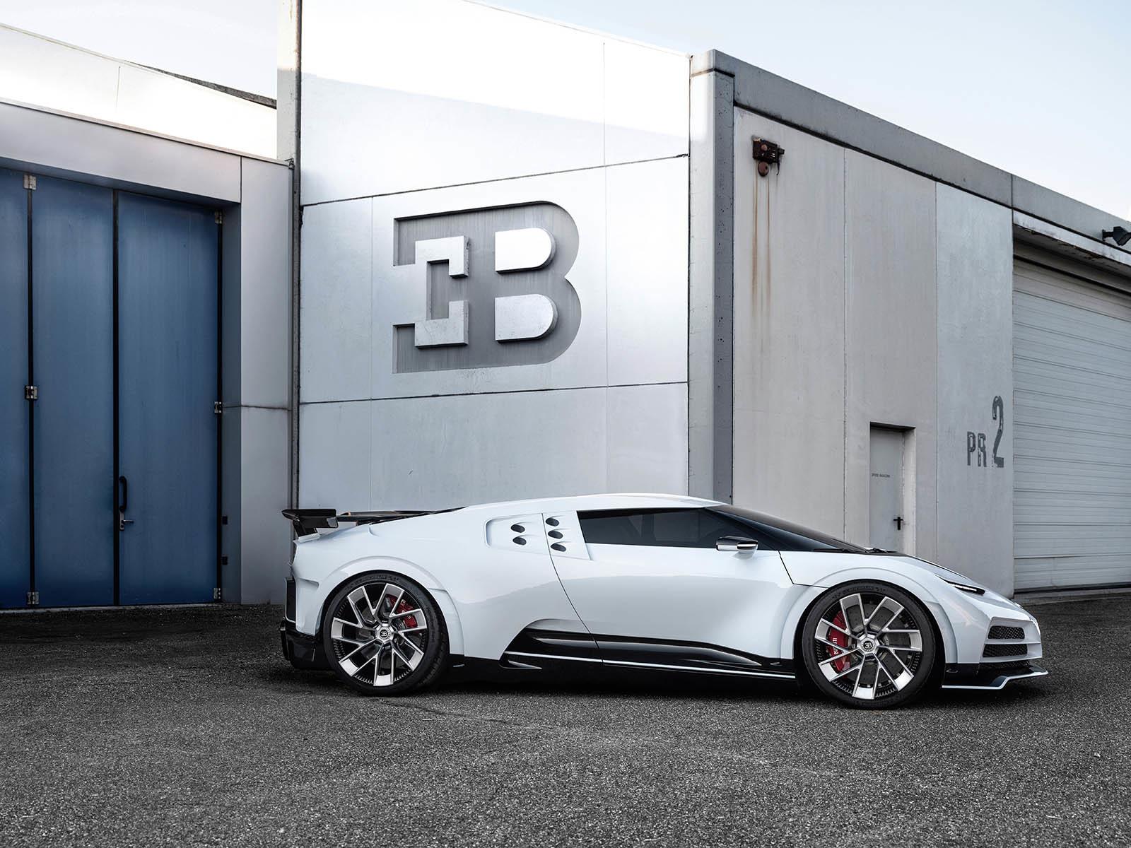 Foto de Bugatti Centodieci (14/16)