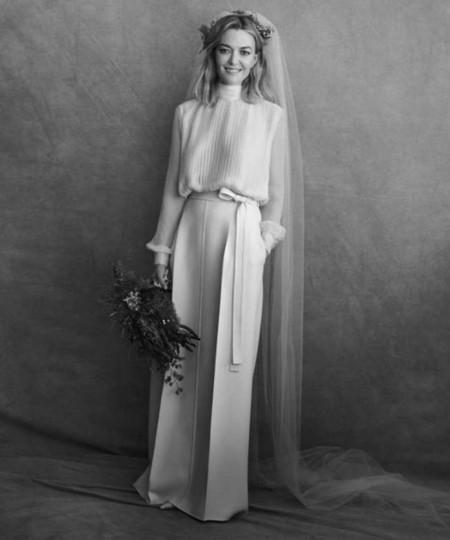traje de novia de marta ortega