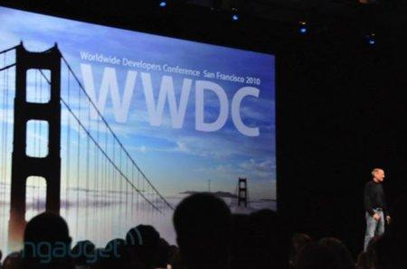 WWDC 2010, La confirmación de un argumento de pelicula de espías