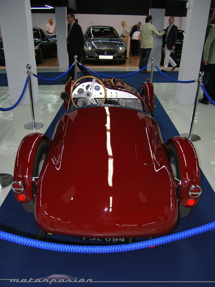 Concesionario Maserati Tayre