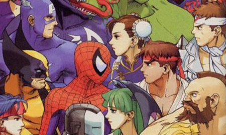 Capcom podría desarrollar más remakes HD de sus juegos clásicos... 'Marvel VS. Capcom 2'