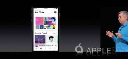 Apple Music se rediseña y lanza una nueva función de letras de canciones directo