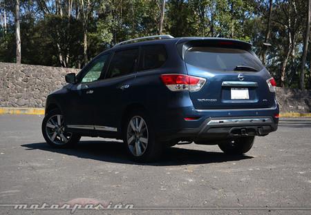 Nissan Pathfinder4