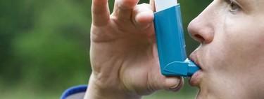 ¿Eres asmático? Resulta que tus inhaladores también están contribuyendo al calentamiento global
