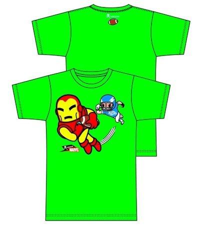 Sudaderas y camisetas de Tokidoki, superhéroes a diario