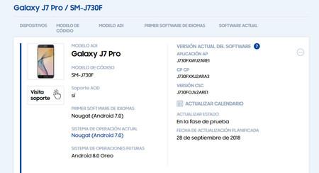 Se retrasa la actualización a Android 8 0 Oreo para los