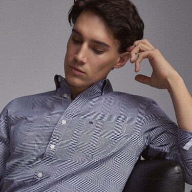 Se acabó el planchar con las camisas Tech Non-Iron de Pedro del Hierro