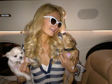 Las hay con suerte y luego está Paris Hilton