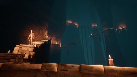 Infernium, el exquisito retrato del infierno en clave de Survival Horror, fecha su salida en PS4, Switch y PC