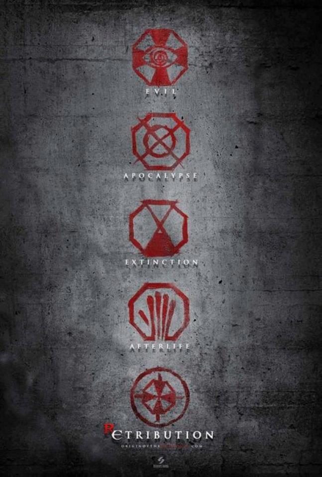 Foto de Nuevos carteles de 'Resident Evil: Venganza' (21/35)