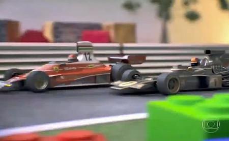 TV Globo y su repaso animado de la Fórmula 1 a lo largo de los años