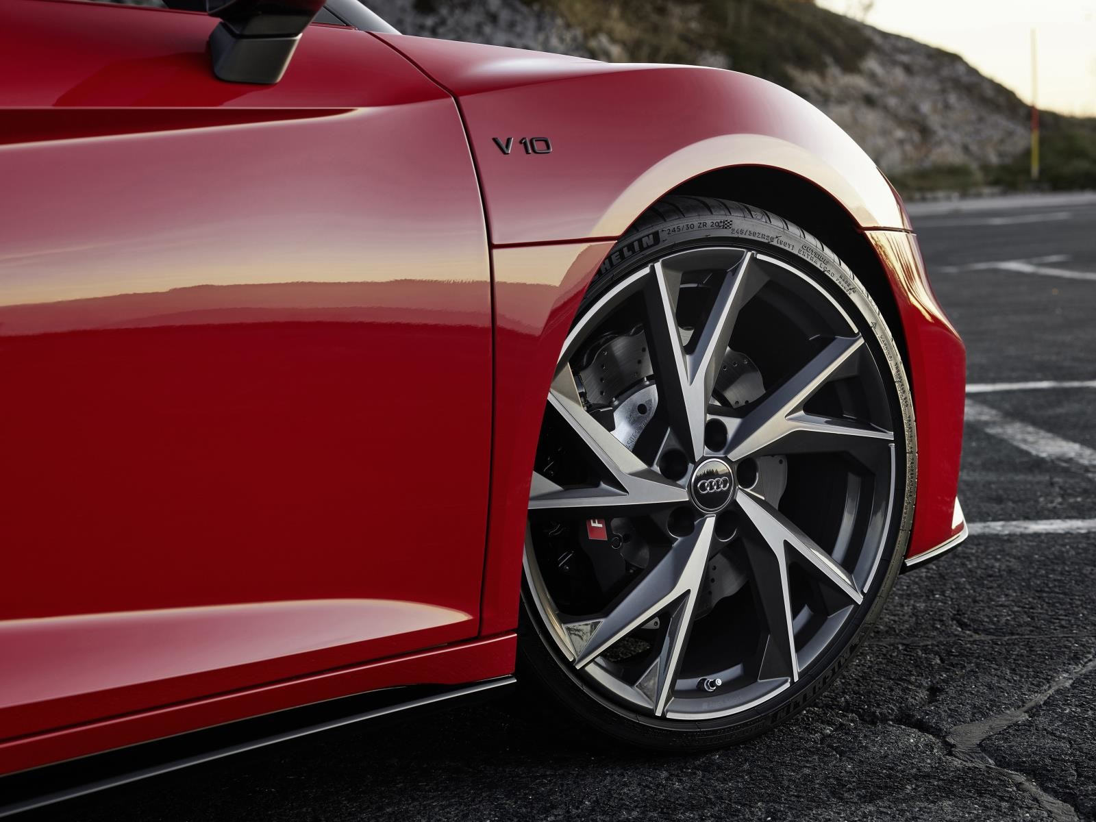 Foto de Audi R8 V10 RWS (8/12)