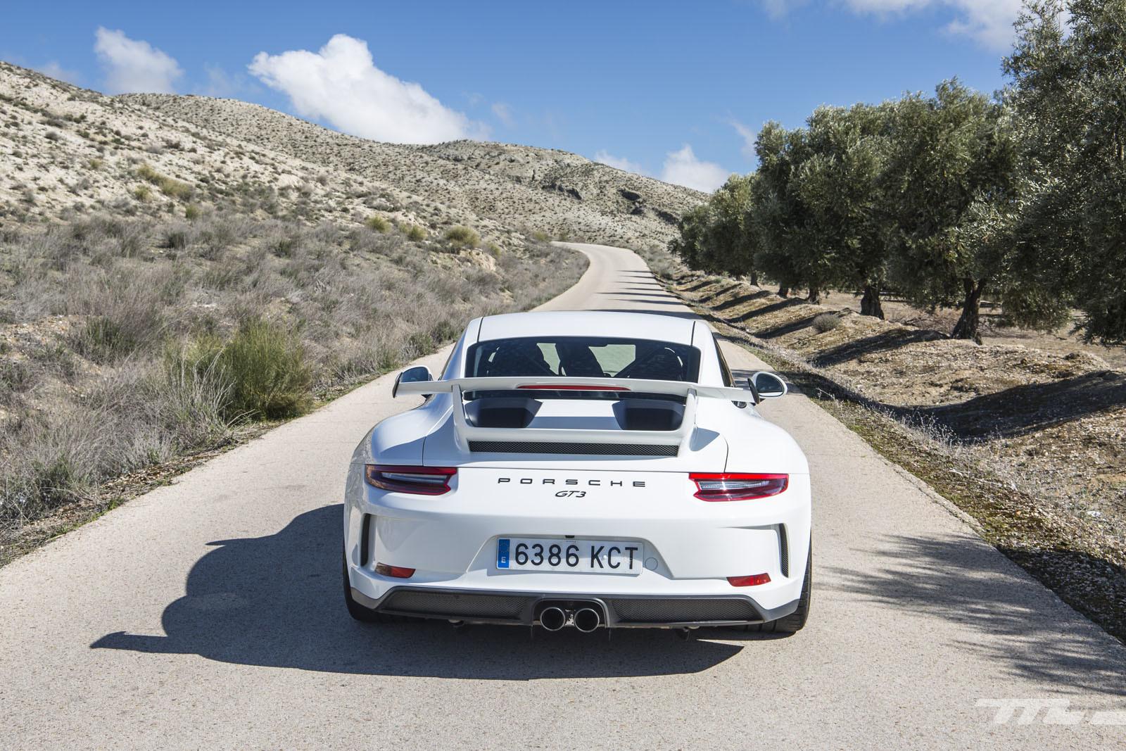 Foto de Porsche 911 GT3 (prueba) (15/23)
