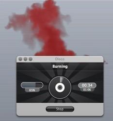 Disco 3- Burning