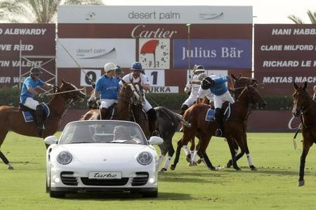The Cartier International Dubai Polo Challenge