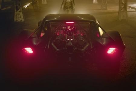 The Batman Batmobile 1