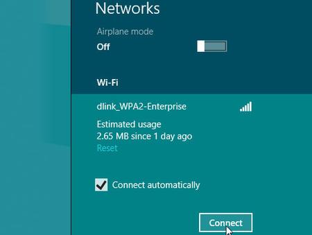 Información sobre la red utilizada
