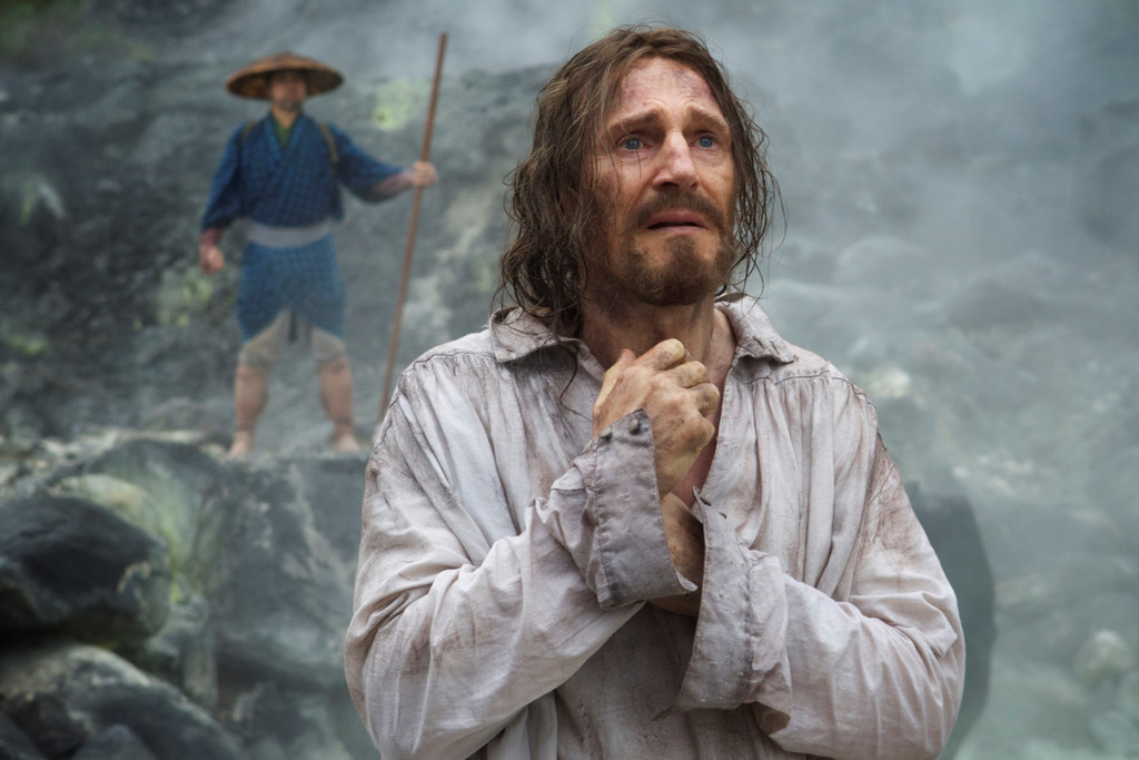 Liam Neeson Silencio