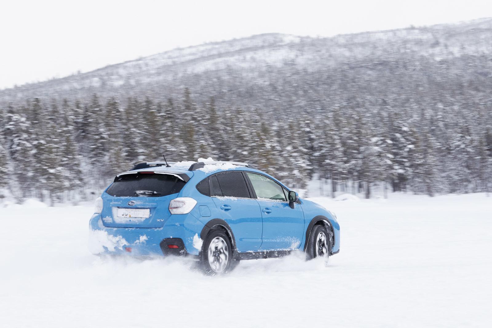 Foto de Subaru Snow Drive 2016 (137/137)