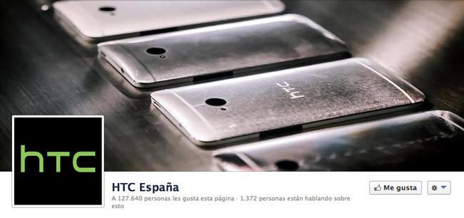 HTC España Facebook