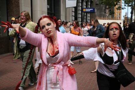 A menudo vivimos en modo zombi